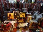"""بالصور… الأشغال اليدوية والخياطة المنزلية تكتسح """" معرض منتجون 6″"""