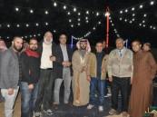 مركز الأمير سلطان للقلب يجمع منسوبيه في رحلة برية