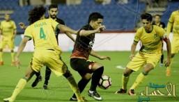 بالفيديو والصور.. الخليج يتخطى القادسية محققاً أول فوز على ملعبه هذا الموسم
