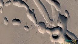 شاهد.. التقاط أوضح فيديو لكوكب المريخ حتى الآن!!
