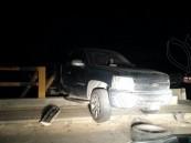 بالصور.. حادث مروع يكشف: تقاطع في #الأحساء يغفل عنه المسؤول و يخشاه المواطن
