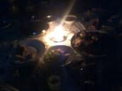 """على أرض """"البترول""""… في #الأحساء هجرة كاملة تفطر على أضواء """"الشموع"""""""