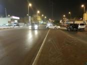 """بالصور.. طريق في #الأحساء يحصد الأرواح و يُرهب """"المواطنين"""""""