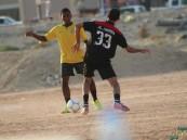 """فريق أبناء الجشة """"الحمراء"""" يتغلب على """"الفيصلية"""" بهدفين مقابل هدف"""