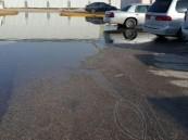 """بالصور.. أمطار #الأحساء تعطل عمل """"الأحوال"""".. وبلاغ للأمانة يثير غضب مواطن"""