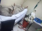 """بالصور.. كارثة إنسانية: مستشفى الملك فهد """"يكافح الصحة"""" في #الأحساء !"""