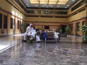بأمر العشوائية.. #جامعة_الملك_فيصل تمنع الآباء من حضور حفل تخرج ابنائها