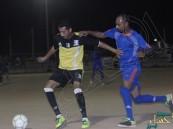 """بطولة """"القادسية 14"""" الهلال يتفوق على شباب الاتحاد و الاولمبي يقصي الطيور المهاجرة"""