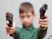 ممثل بارع .. آسيوي يسرق 800 ألف درهم بمسدس أطفال !