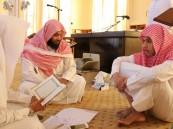 بالصور.. خاتمان و٢٤ طالبًا متميزًا في ختام الأسبوع الثالث من دورة جامع المقهوي