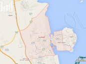 """اندلاع حريق في أنبوب غاز تابع لشركة أرامكو بـ""""عوامية"""" القطيف"""
