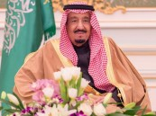 الملك سلمان يعزي رئيسة وزراء بريطانيا في ضحايا الهجوم الإرهابي أمام البرلمان