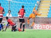 بالصور .. الرائد يتفوق على #الفتح في مباراة الأهداف الخمسة