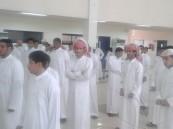 ثانوية ابي فراس الحمداني بالمراح تستقبل طلابها للعام الدراسي الجديد