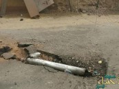 إصابة سعودي وابنته في سقوط مقذوفات حوثية على جازان
