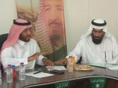 بالصور .. مكتب تعليم بقيق يعقد لقاء تربوي مع قادة المدارس