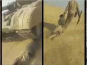 في فيديو صادم: جنود عراقيون يعدمون طفلا ثم يسحقونه بالدبابة!!