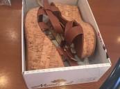 """بالصور .. #الجمارك تحبط محاولة تهريب أحذية محشوة بـ """"كبتاجون"""""""