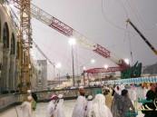 لا ديات للمتوفين في قضية سقوط رافعة الحرم