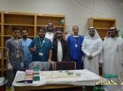 ابتدائية صلاح الدين بالمبرز تنفذ حملة  لتطعيم طلابها