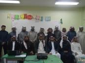 دورة تدريبية للتعلم النشط في ثانوية أبي حنيفة النعمان