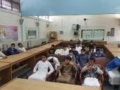 """مدرسة """"الملك عبدالعزيز"""" تسأل: ماذا يريد الطالب؟"""