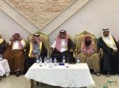 """""""الصخابرة"""" تحتفل بزفاف نجلها عبدالله"""