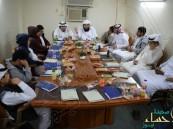 القسم الدولي بأكاديمية الكفاح في زيارة لجمعية البر بالمبرز
