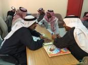 """""""المقداد بن عمرو"""" الابتدائية تعقد الجمعية العمومية لمجلس الآباء"""