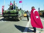 الشركة التركية الهاربة بـ 45 مليون ريال تدعم الانقلاب على حكومة أردوغان
