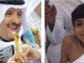 """بالفيديو.. #سلطان_بن_سلمان في اتصال بالقطري #غانم_المفتاح : """"أعتبرك ابني وأتمنى أشوفك"""""""
