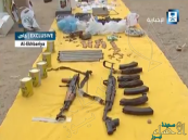 بالصور.. الداخلية: انتحار إرهابيين والقبض على اثنين خلال مداهمة وكرين في جدة
