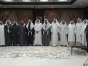 """رؤساء أقسام التاريخ بالجامعات السعودية يجتمعون و """"د.البسام"""" يمثل جامعة الملك فيصل"""