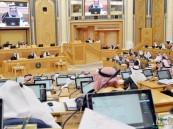 """الشورى يقر """"النظام الموحد"""" لرسو السفن السعودية والأجنبية"""