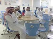 """ابتدائية """"الأمير سعود بن جلوي"""" تنفذ برنامج """"خصائص نمو الطلاب"""""""