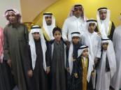 """الرحيمان تحتفل بزواج أبنائها """"محمد"""" و """"عبدالله"""""""