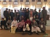 """ابتدائية """"الحسن بن علي"""" في مهرجان تمور الأحساء"""