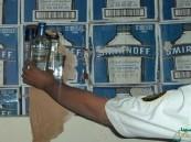 جمرك البطحاء يُحبط محاولة تهريب أكثر من أربعة آلاف زجاجة خمر