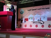 """بالصور.. افتتاح مميز لمعرض """"كلنا منتجون 7"""" واليوم يفتح أبوابه للزوار"""