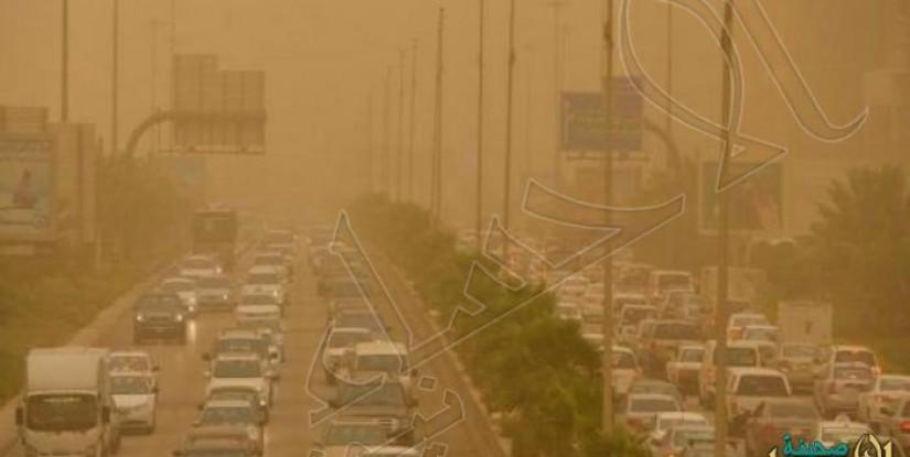 """🔴 #الأرصاد تحذر سكان #الشرقية من """"الأتربة"""" والرياح حتى هذه الساعة"""