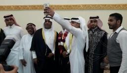 """""""العبيدان"""" تحتفل بزواج أبنائها """"موسى"""" و """"مبارك"""""""