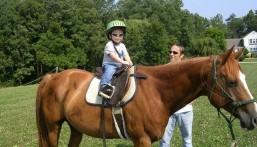 """دراسة """"يابانية"""": هذه فوائد ركوب الخيل للأطفال .. تعرّف عليها!!"""