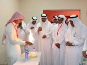 """بالصور… نجاح معرض التجارب العلمية البسيطة في """"السعودية"""" الثانوية"""