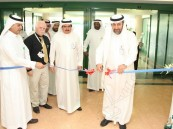 مستشفى الملك عبد العزيز للحرس الوطني ينقل ثقافة السلامة بمعرض توعوي