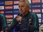 نجوم الأخضر في معسكر فان مارفيك واستبعاد لاعب الاتحاد