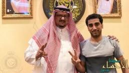 رسميا.. النصر يمدد عقد حسن الراهب موسمين