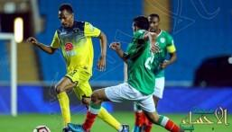 بالصور.. التعاون يصحح مساره في الدوري بالفوز على الاتفاق