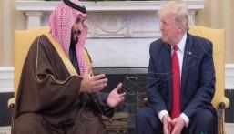ولي ولي العهد والرئيس الأمريكي يؤكدان: الاتفاق النووي الإيراني خطير على المنطقة