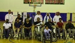 بالصور.. نادي الفتح يستقبل أصدقاءه من ذوي الاحتياجات الخاصة