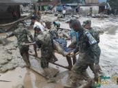 19 قتيلا إثر أمطار غزيرة في كولومبيا